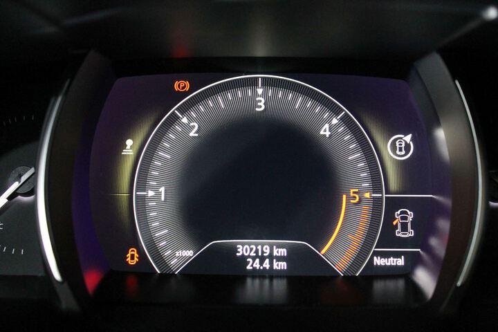 Inside Talisman Diesel  BEIGE