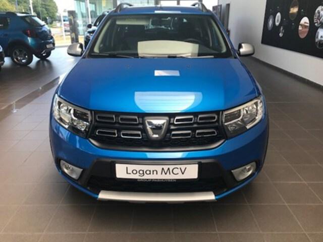 Logan MCV  bleu