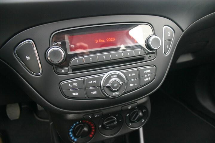 Inside Corsa  Blanco Alpino