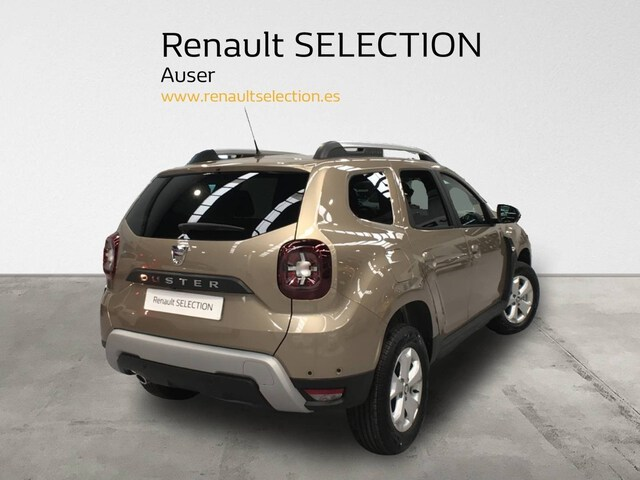 Outside Duster Diesel  Beige Duna