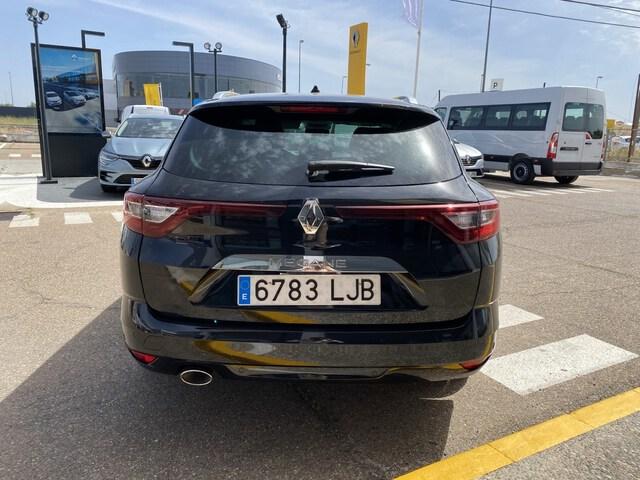 Outside Mégane Sport Tourer  NEGRO
