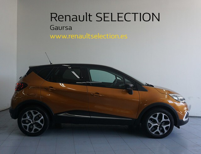 Outside Captur  Naranja