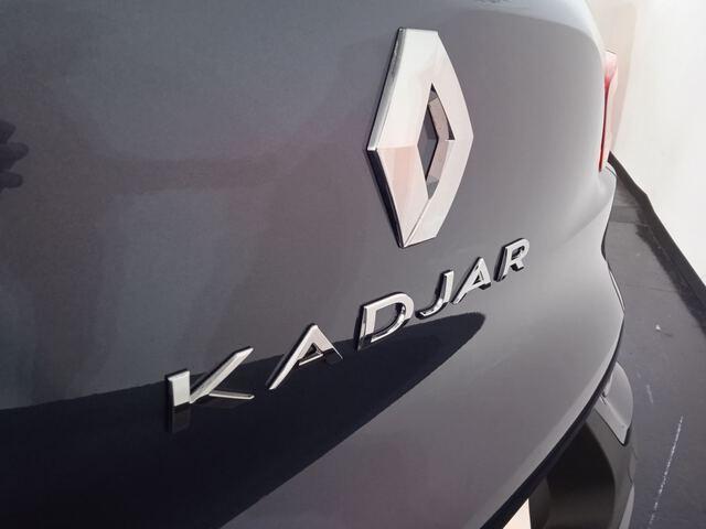 Outside Kadjar Diesel  Gris Titanium