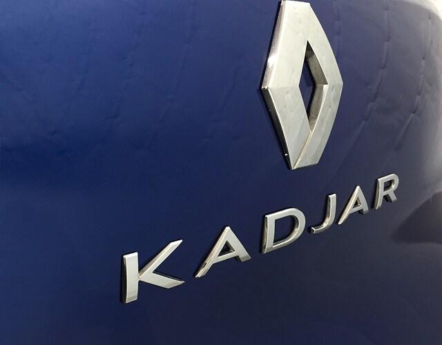 Outside Kadjar Diesel  Azul Rayo