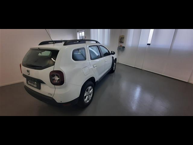 Esterni Duster II 2018 Pastello Bianco