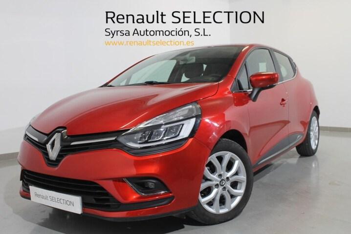 Clio Gasolina/Gas  Rojo