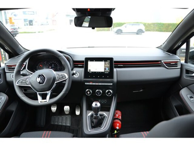 Extérieur Clio  noir
