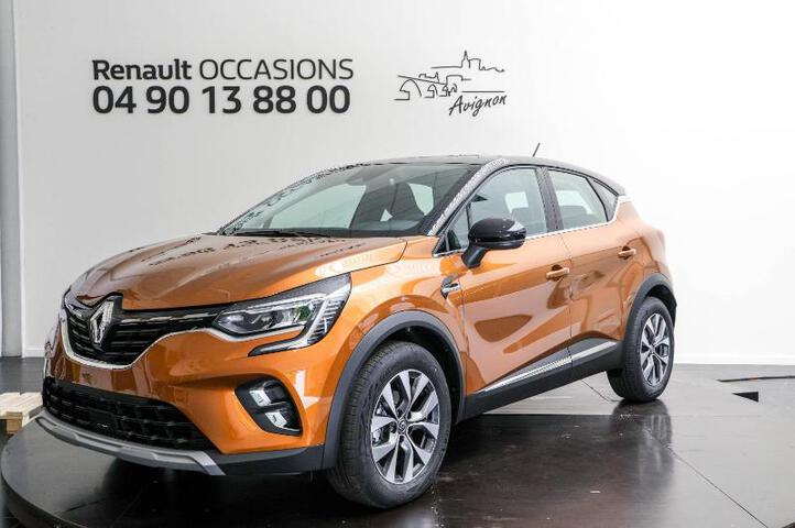 CAPTUR Zen ORANGE