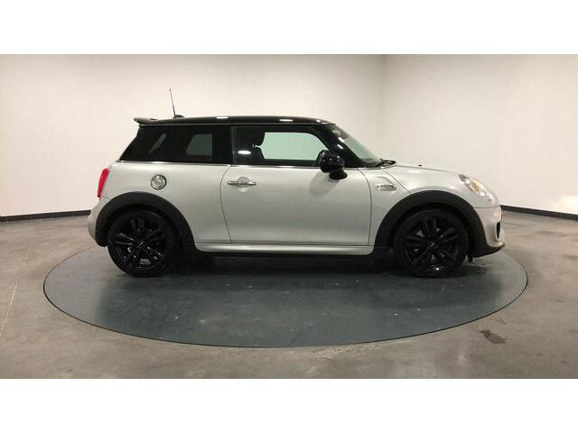 MINI Finition John Cooper Works GRIS