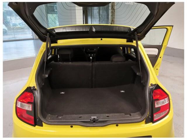 Extérieur Twingo  jaune