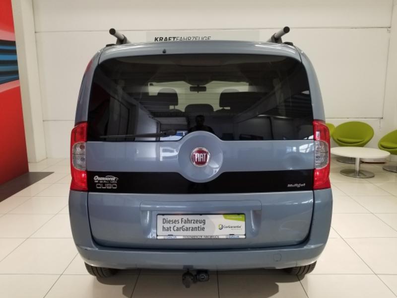 Außenausstattung Fiat Blau                 blau