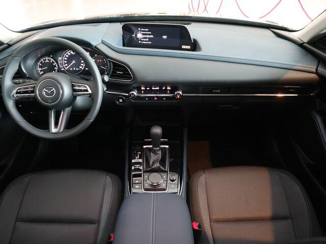 Inside CX-30  GRIS
