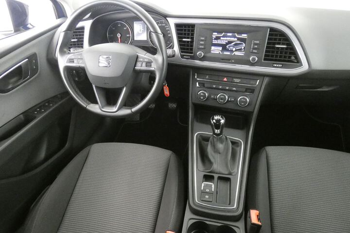 Inside León ST Diesel  Azul Mediterráneo