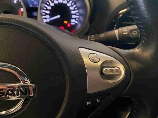 Inside Juke Diesel  BLANCO