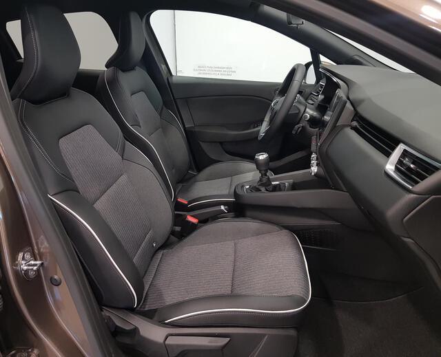 Inside Clio Diesel  Marrón Visión