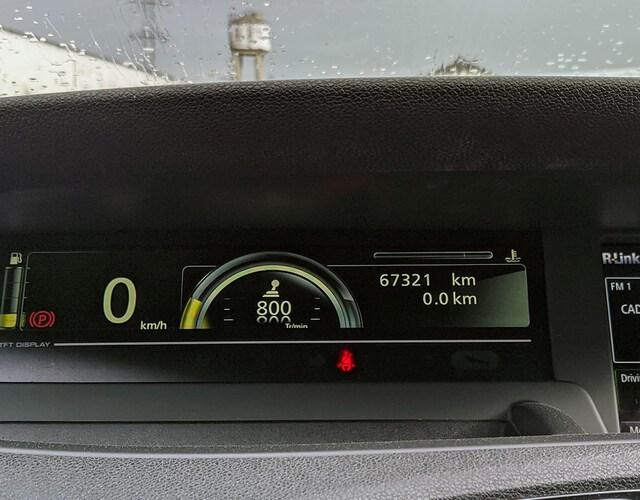 Inside Grand Scénic Diesel  GRIS CLARO
