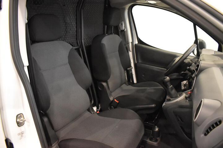 Inside Berlingo Furgón Diesel  BLANCO MARFIL