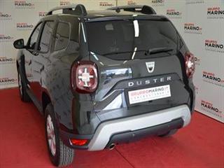 Esterni Duster II 2018 Diesel Pastello Nero