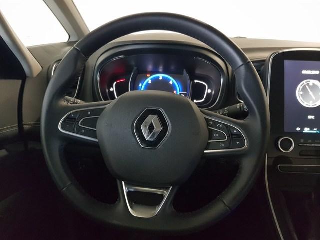 Inside Grand Scénic Diesel  Blanco Nacarado/Tech
