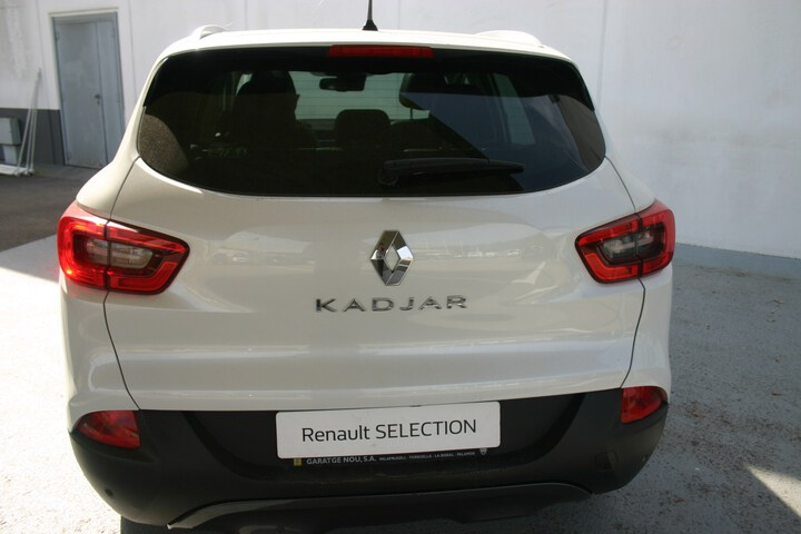 Outside Kadjar Diesel  BLANCO