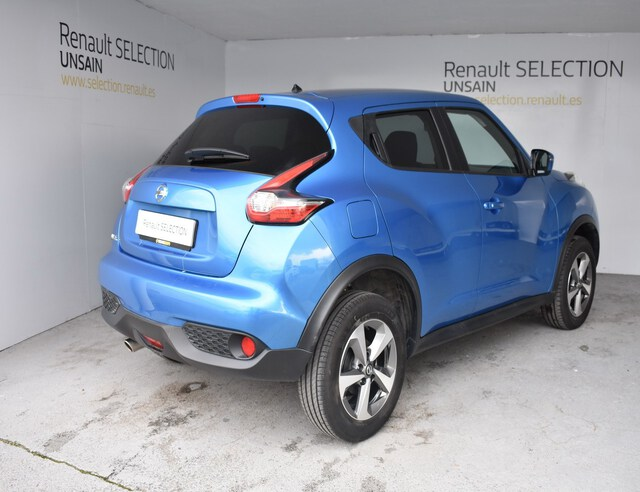 Outside Juke Diesel  AZUL