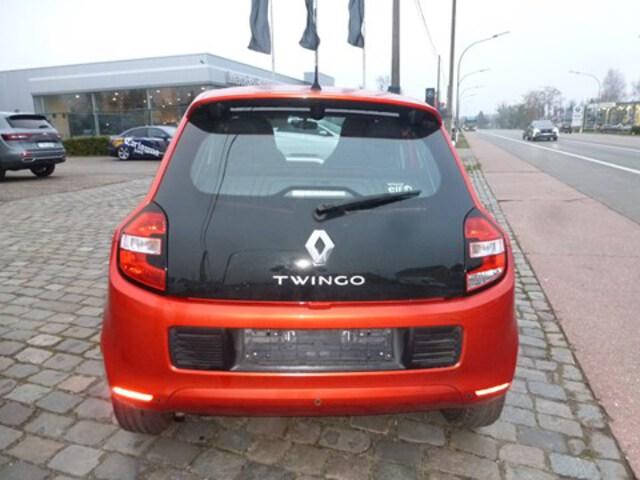 Extérieur Twingo  rouge