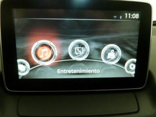 Inside CX-3 Diesel  Cristal White Pearl