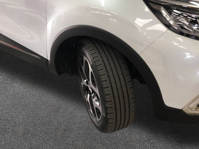 Outside Captur Diesel  Blanco