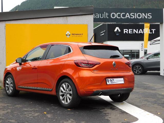 CLIO Intens ORANGE VALENCIA