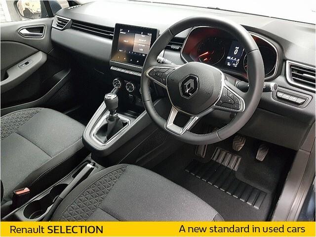 Exterior Clio  Grey