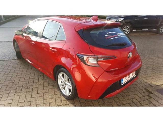 Exterieur Corolla  rood