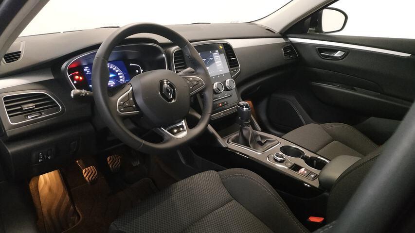 Inside Talisman Diesel  Negro