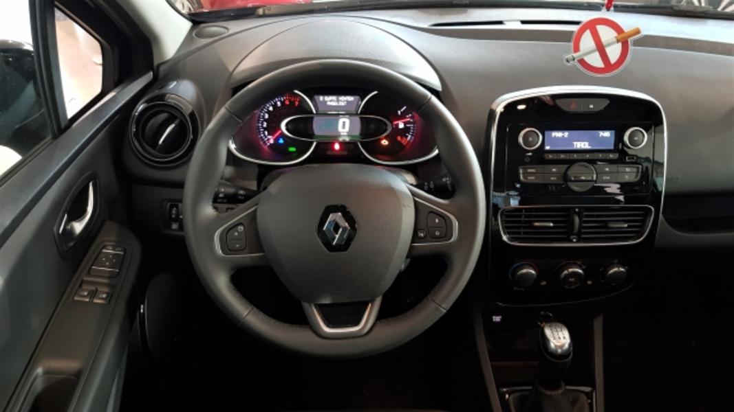 Außenausstattung Clio Black-Pearl          schwarz