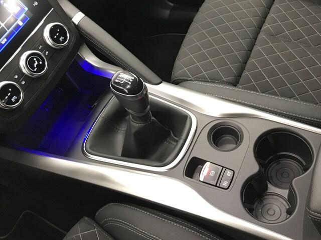 Inside Kadjar Diesel  Azul Cosmos