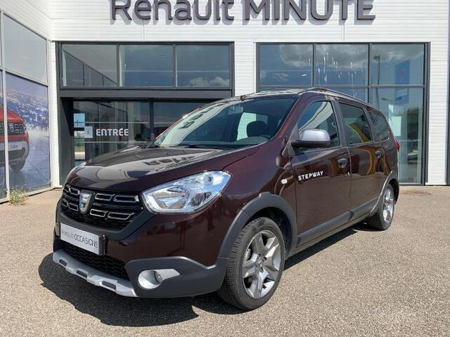 LODGY Stepway MARRON FONCE