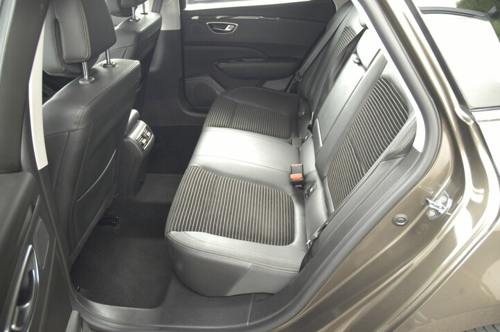 Inside Talisman Diesel  MARRON