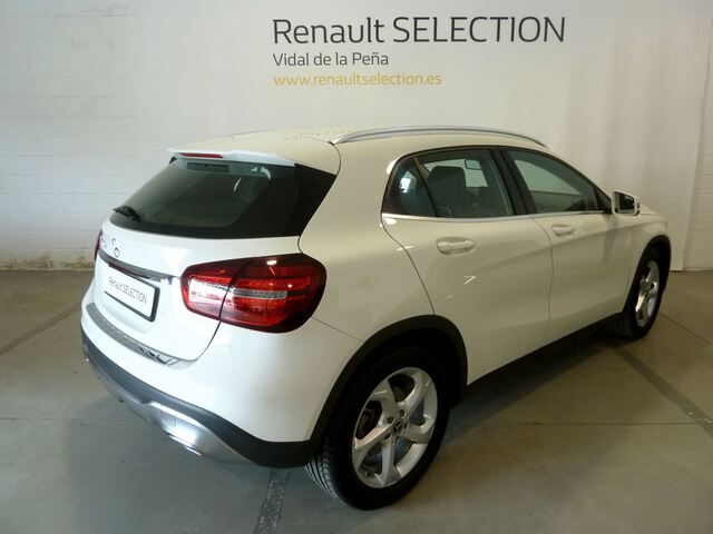 Outside Clase GLA Diesel X156  Blanco