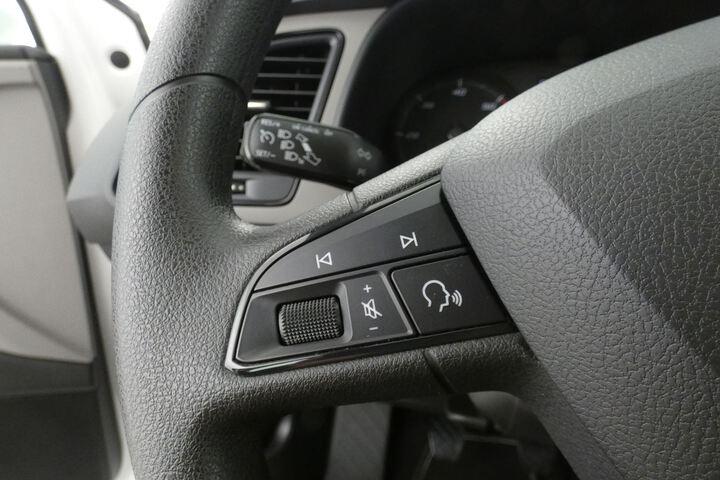 Inside León Diesel  Blanco