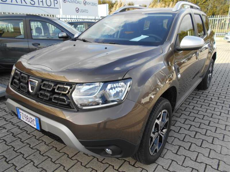Duster II 2018 Metallizzata Marrone