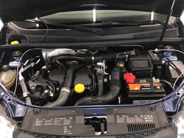 Inside Logan Diesel  Azul Marino