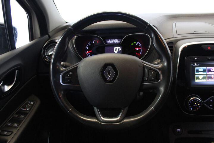 Inside Captur Diesel  Beige