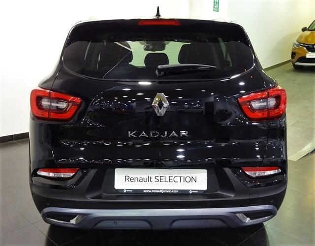 Inside Kadjar Diesel  Negro Brillante