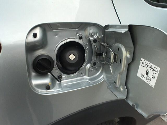 Inside Sandero Gasolina/Gas  Gris Islandia