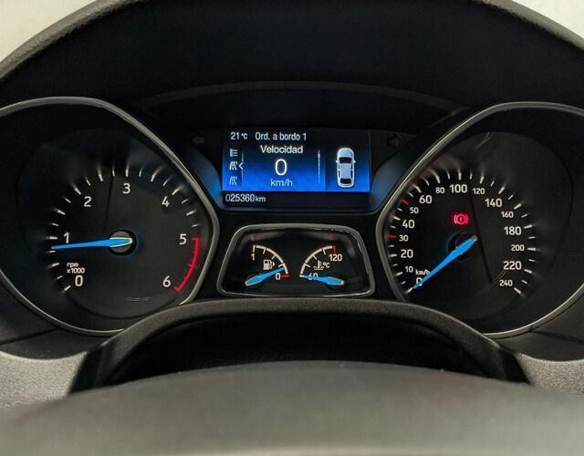 Inside Focus Diesel  GRIS CLARO