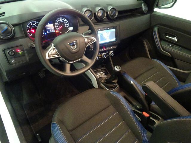 Inside Duster Gasolina/Gas  BLANCO