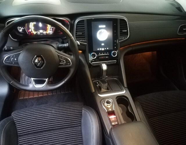 Inside Talisman Diesel  BEIGE DUNA