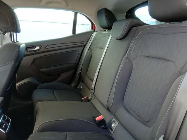Inside Mégane Diesel  Rojo