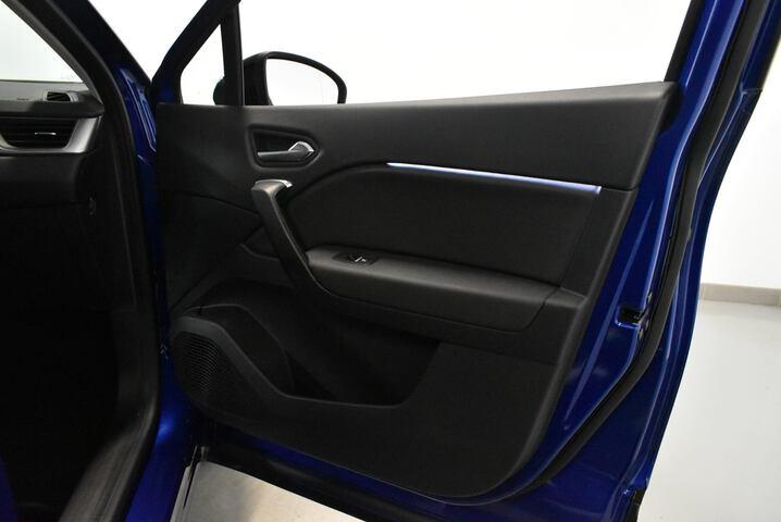 Inside Captur Híbrido Enchufable  Azul