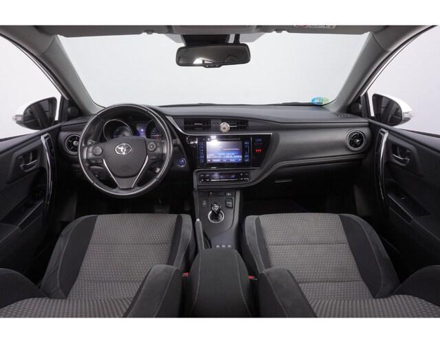 Inside Auris Diesel  BLANCO