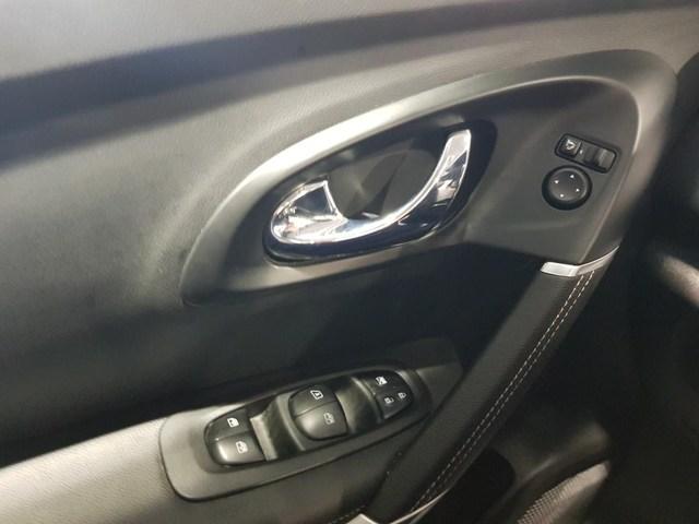 Inside Kadjar Diesel  Blanco Glacial